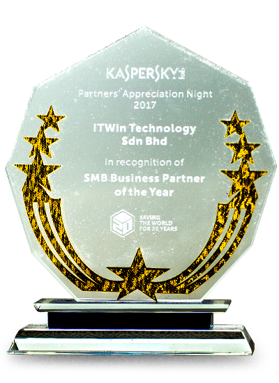 KASPERSKY - SMB Business Partner of the Year 2017